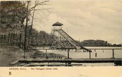 THE TOBOGGAN - SILVER LAKE