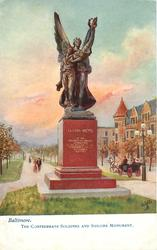THE CONFEDERATE SOLDIERS AND SAILORS MONUMENT