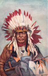 "CHIEF ""BLACK THUNDER"""
