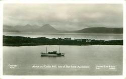 ARDUE AND CUILLIN HILL, ISLE OF SKYE FROM APPLECROSS