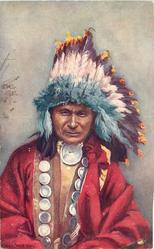 "CHIEF ""RED OWL"""