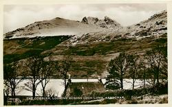 THE COBBLER, LOOKING ACROSS LOCH LONG