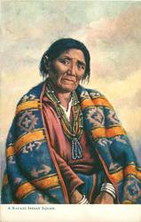 A NAVAJO INDIAN SQUAW