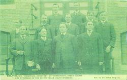 TREASURER, SECRETARY, SUPERINTENDENT, OFFICE CLERKS AND OVERSEERS OF THE BELTON MILLS(53,000 SPINDLES)