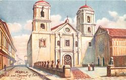 CHURCH AND CONVENT OF SAN AUGUSTINE
