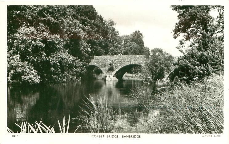 CORBET BRIDGE