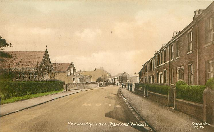 BROWNEDGE LANE