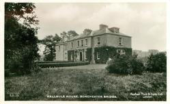 HALLRULE HOUSE