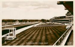 RACE-COURSE AND STANDS