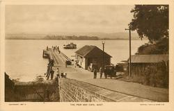 THE PIER AND CAFE