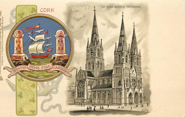 ST. FINN BARR'S CATHEDRAL.