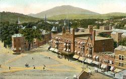 TREMONT SQUARE AND HOTEL CLAREMONT