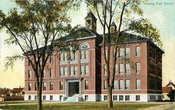 DEERING HIGH SCHOOL