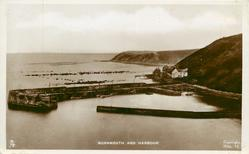 BURNMOUTH AND HARBOUR