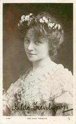 MISS HILDA TREVELYAN