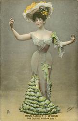 """MISS CAMILLE CLIFFORD """"THE ORIGINAL GIBSON GIRL"""""""