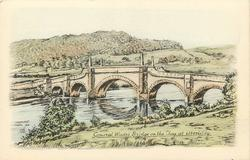 GENERAL WADE'S BRIDGE ON THE TAY AT ABERFELDY