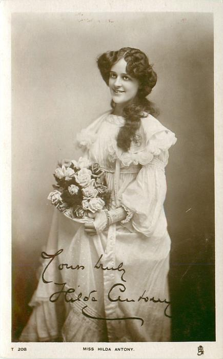 MISS HILDA ANTONY