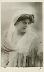 MISS ETHEL BARRYMORE