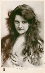 MISS BILLIE BURKE