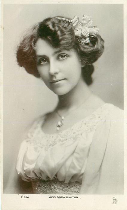 MISS DORA BARTON