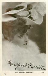 MISS MARGARET HAMILTON