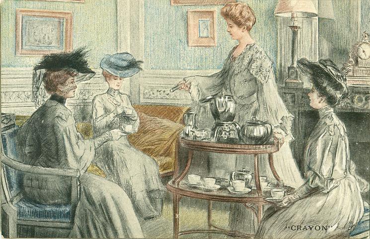 The Vintage Tea Rooms Sheffoeld
