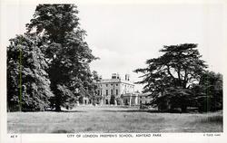 CITY OF LONDON FREEMAN'S SCHOOL, ASHTEAD PARK