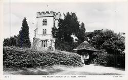 THE PARISH CHURCH OF ST. GILES