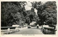 THE BRIDGE, ASHTEAD PARK