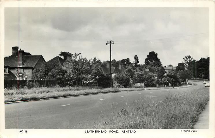 LEATHERHEAD ROAD