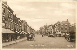 ASHBY-DE-LA-ZOUCH street scene
