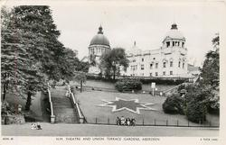 H.M. THEATRE AND UNION TERRACE GARDENS