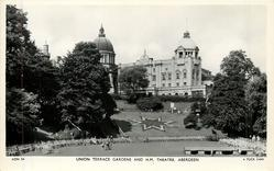 UNION TERRACE GARDENS AND H.M. THEATRE
