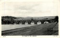 OLD BRIDGE OF DEE