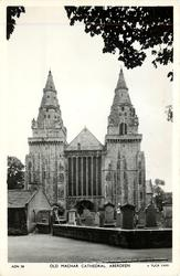 OLD MACHAR CATHEDRAL