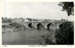 THE BRIDGE OF DON