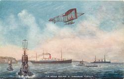 THE NEALE BIPLANE & SUBMARINE FLOTILLA