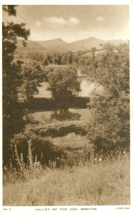 VALLEY OF THE USK