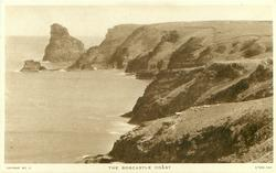 THE BOSCASTLE COAST