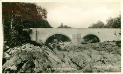 BRIDGE OF BANCHORY