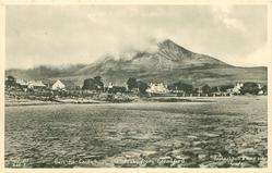 BEN-NA-CAILLICH IN THE MIST, FROM BROADFORD