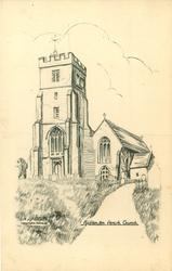 BIDDENDEN PARISH CHURCH
