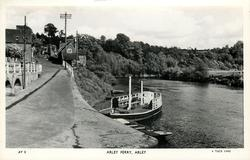 ARLEY FERRY dock left