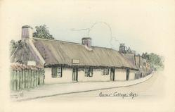 BURNS' COTTAGE