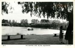 THE BOATING LAKE