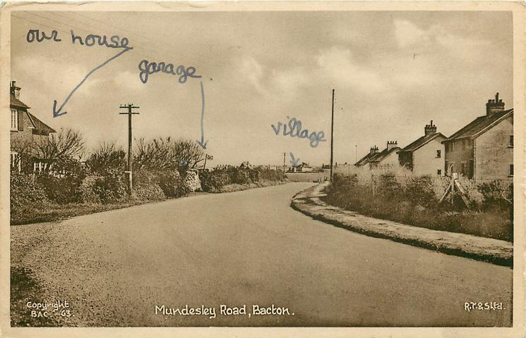 MUNDESLEY ROAD