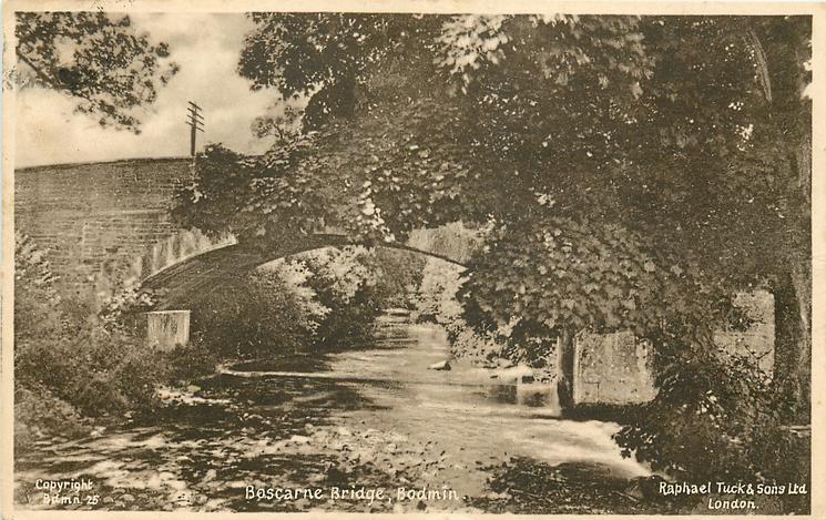 BOSCARNE BRIDGE