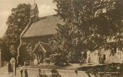 BEDHAMPTON CHURCH