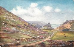 LYNTON, VALLEY OF ROCKS